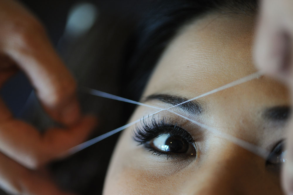 Threading in killarney orchid day spa orchid day spa we are delighted to announce the arrival of threading at orchid day spa in killarney threading is a fast effective and relatively painless hair removal pmusecretfo Gallery